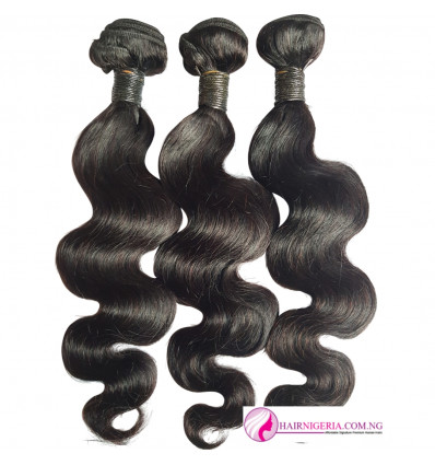 Hair Nigeria Mundos Body Wave Human Hair