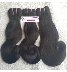 Sassy Super Double Drawn Curve Tip Virgin Hair Extension 300g