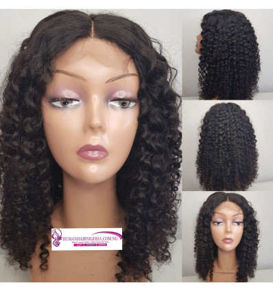 Rich Baby Bouncy Curls Human Hair Wig