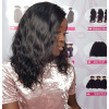 Rosy Body Wave Human Hair Lace Wig