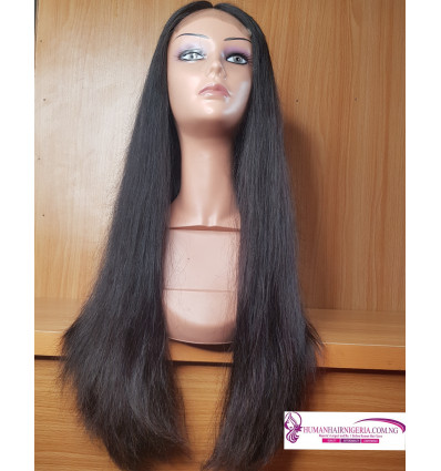 Super Double Drawn Straight Wig