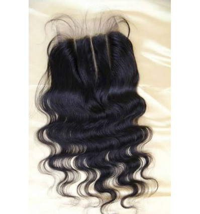 Human Hair Nigeria 3 parts Closure