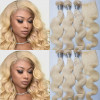 Vietnamese Blonde Body Wave 300g and Closure